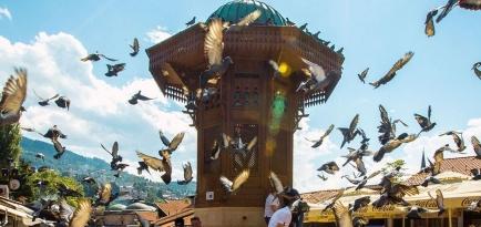 Peacefull Sarajevo