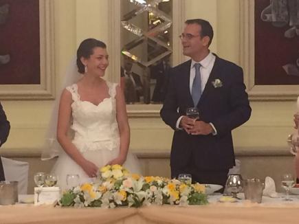 Ventz wedding to Dessi
